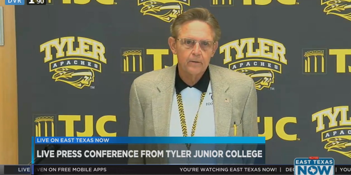 TJC head football coach retires from coaching position, to become ambassador for athletics department