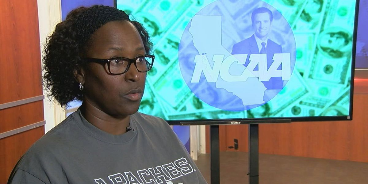 Paying college athletes: TJC coach calls California's new law possible recruiting tool