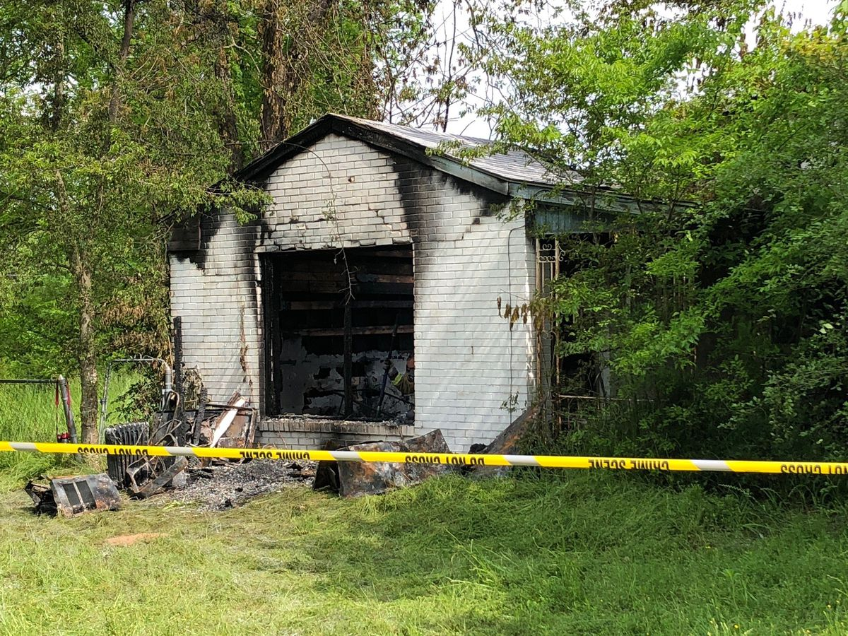 Fire marshal: Cause undetermined in fatal Quitman house fire