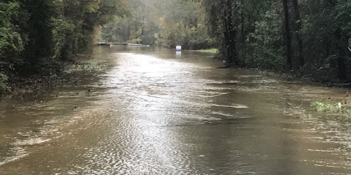 Game Warden: Rancher assists with high water rescue