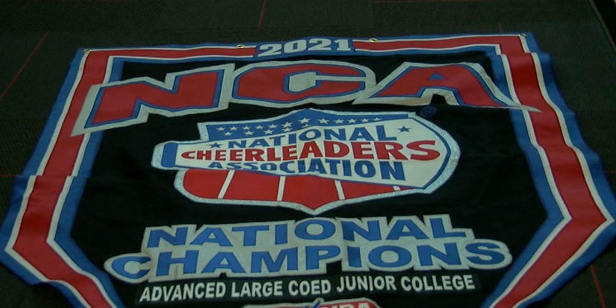 Trinity Valley Community College cheer team captures 12th national title