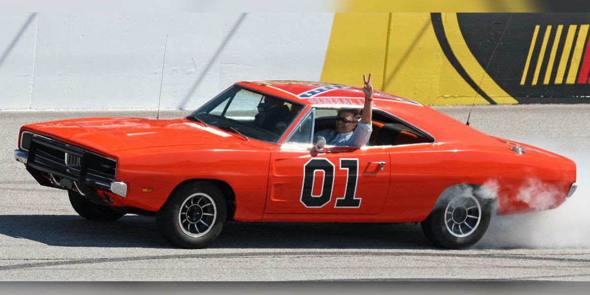 Museum: 'Dukes of Hazzard' car with Confederate flag to stay