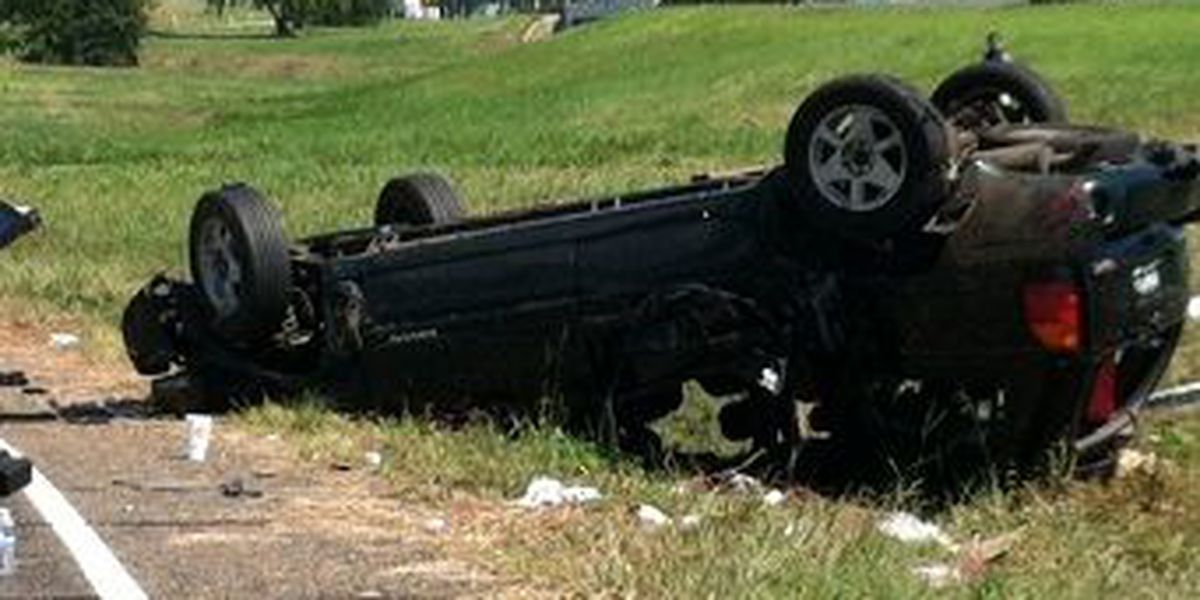 DPS: Driver in I-20 rollover faces 5 potential charges