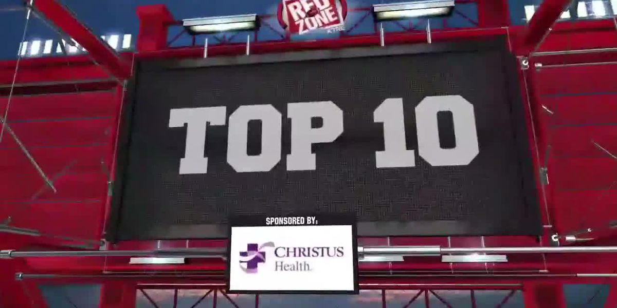 New No. 1 in Week 4 Red Zone Top 10
