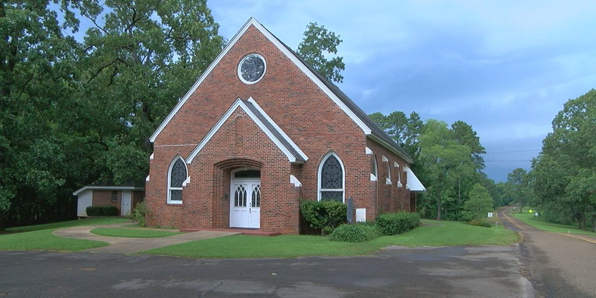 Power of Prayer: McMahan Chapel, Texas' oldest Protestant church