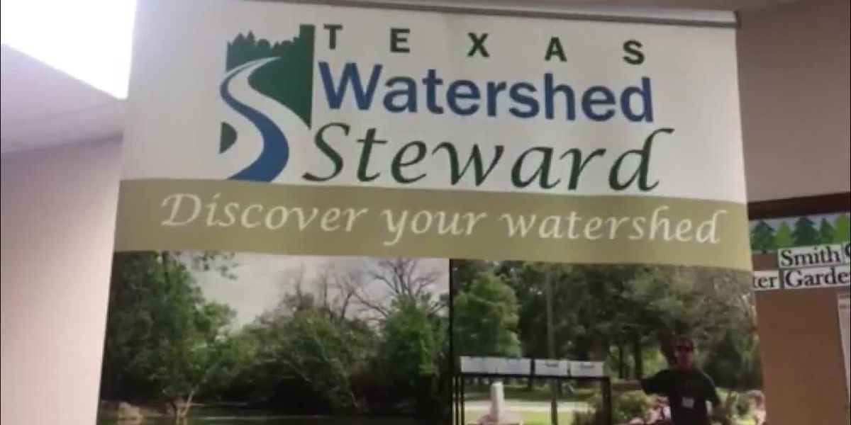 WEBXTRA: Watershed protection workshop in Tyler focuses on Angelina River