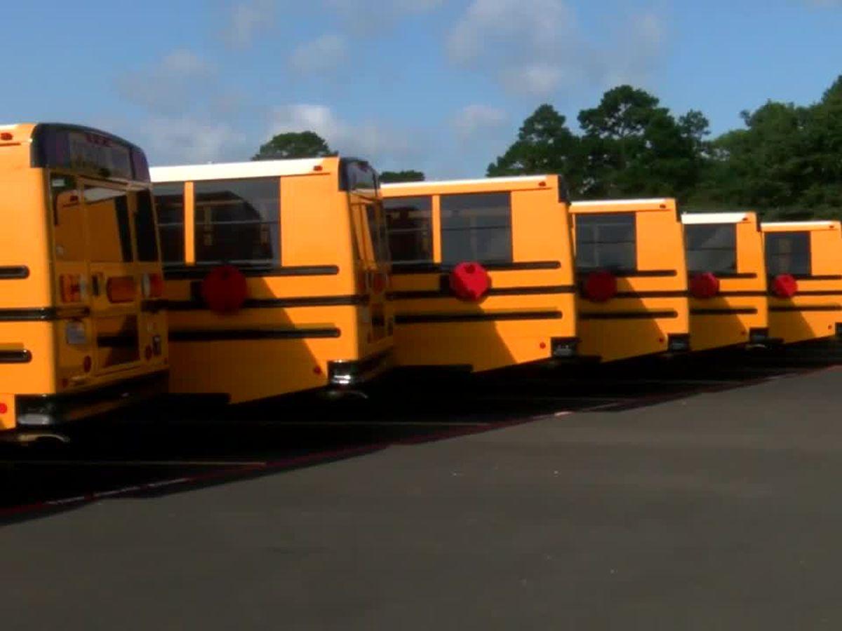 Nacogdoches ISD transportation department moves into $3.3 million facility