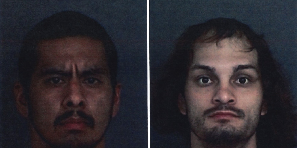 2 arrested after firearms stolen during Cherokee County burglary