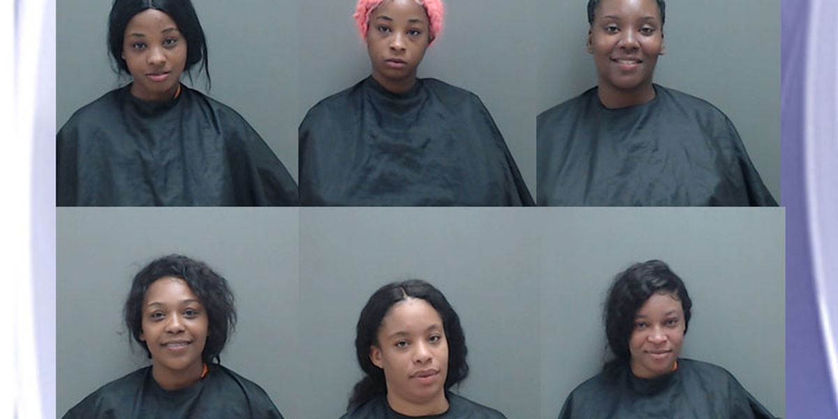 Marshall police arrest 8 people in connection with series of large, violent fights