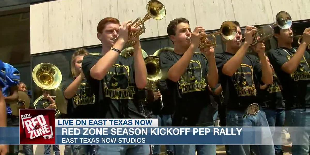 WATCH: We're kicking off the season with a Red Zone pep rally!