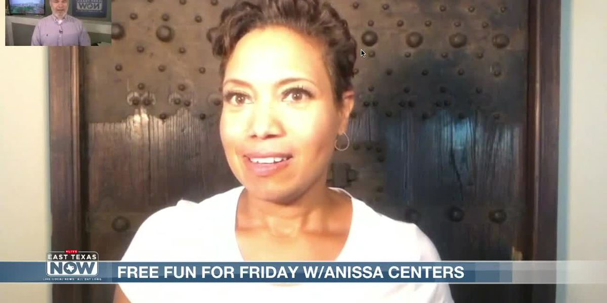WATCH: Anissa Centers shares new Free Fun for Friday ideas