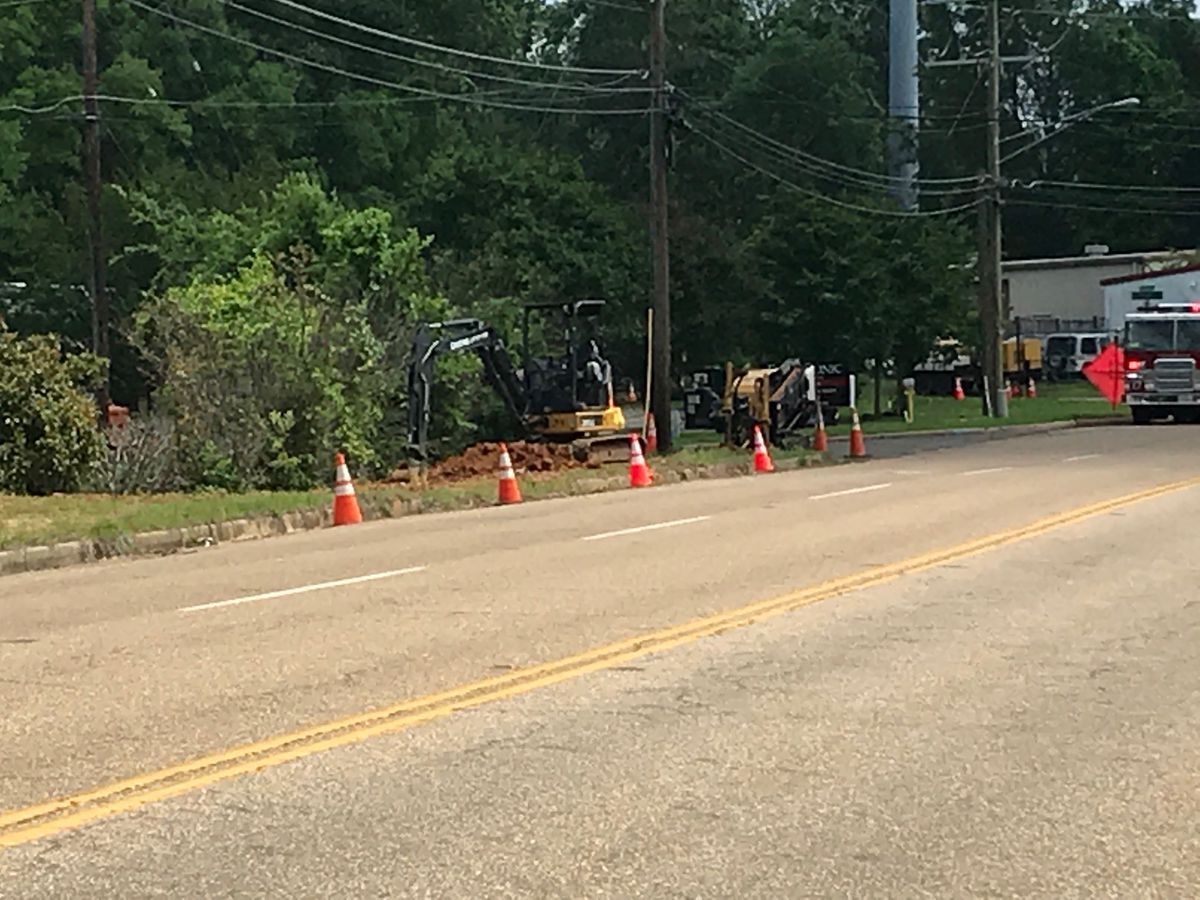 Old McCann Road in Longview reopens after gas leak