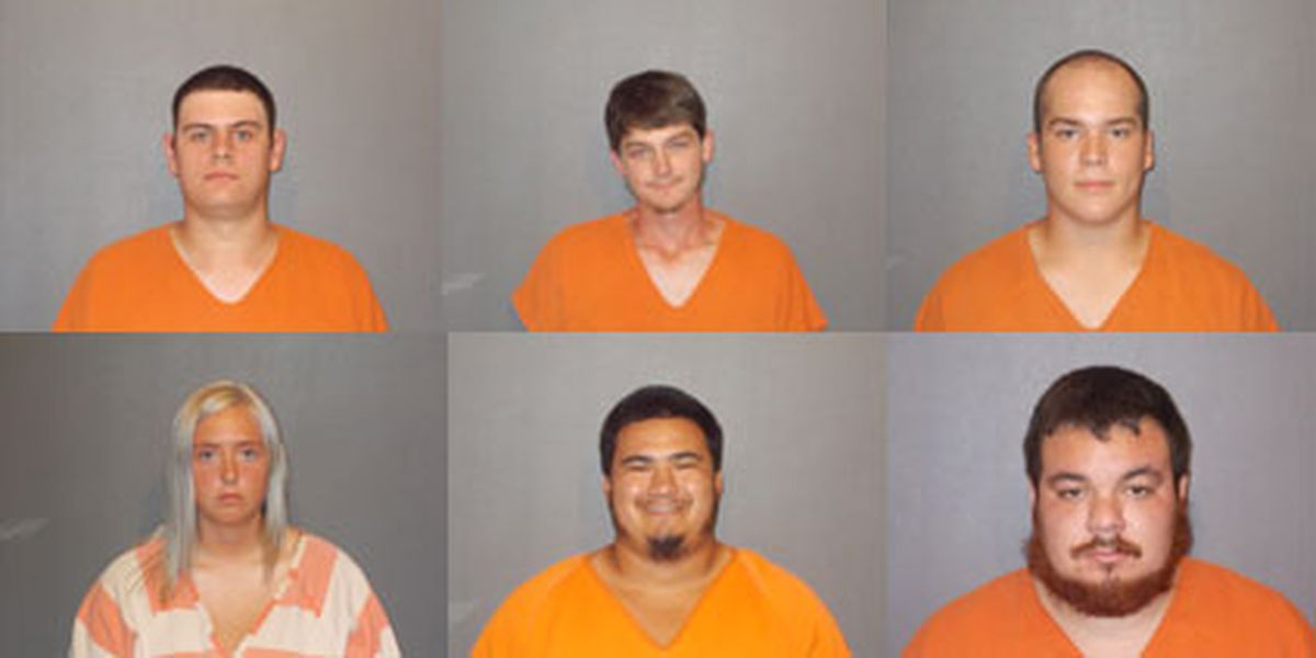 6 Mineola residents arrested on illegal hunting charges following game warden investigation