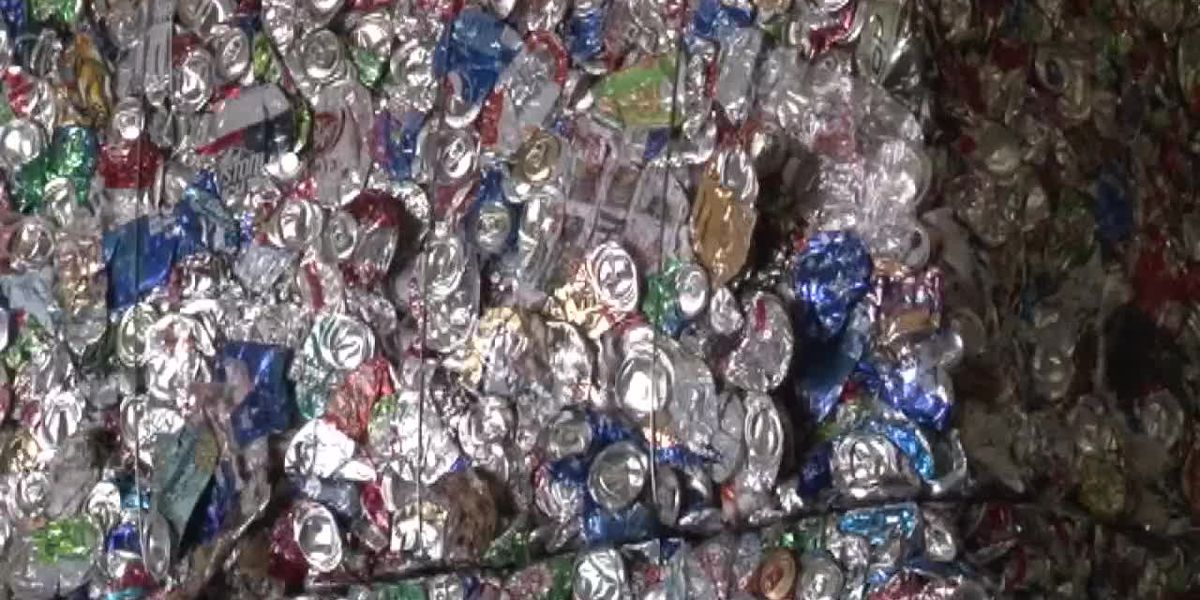 East Texas Recycling Exports Effected by China Restrictions