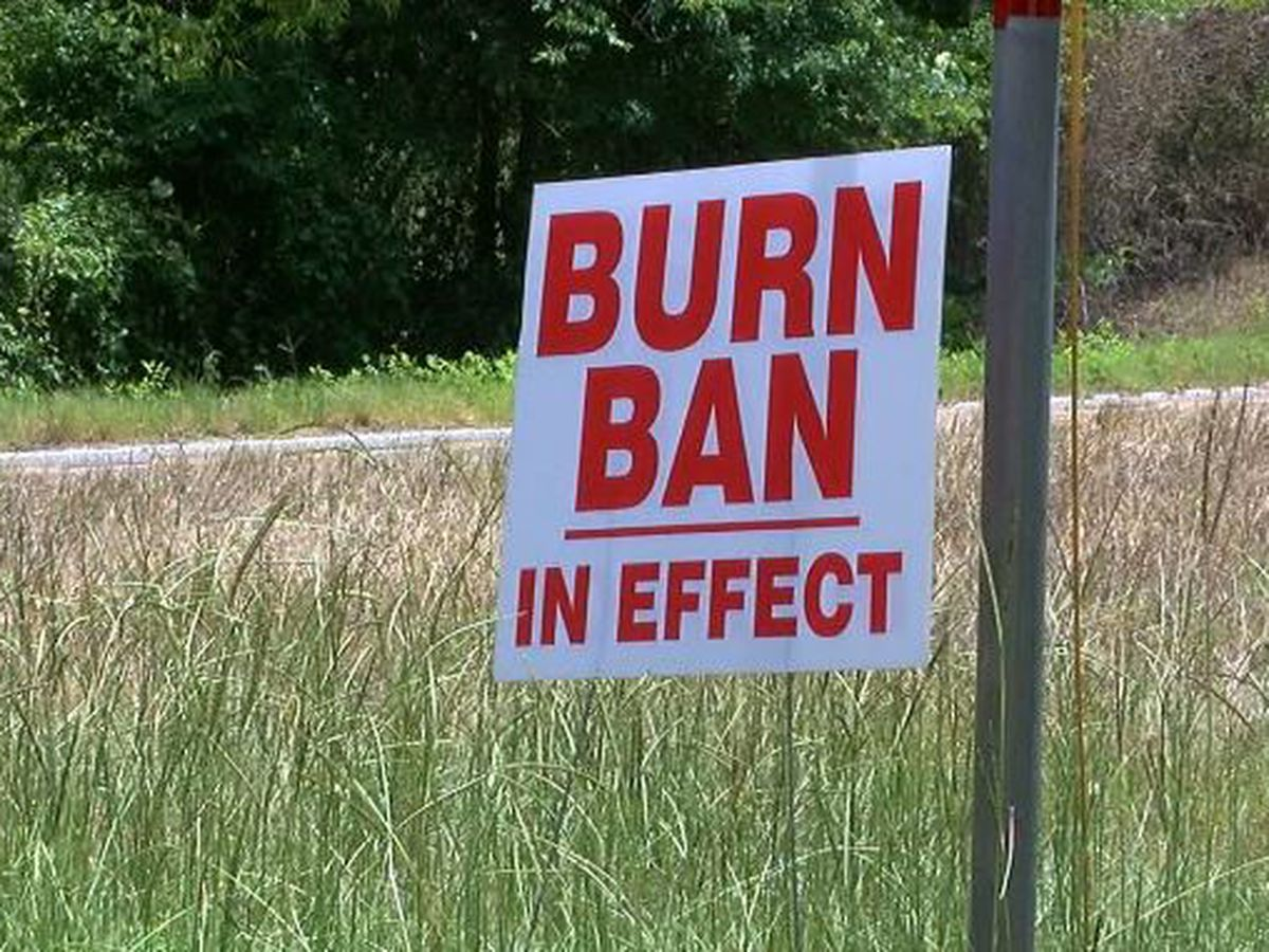 Smith County prepares for burn bans