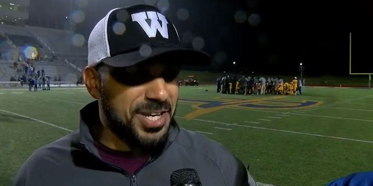 Marcus Gold leaving Whitehouse for head coaching job at Wylie East