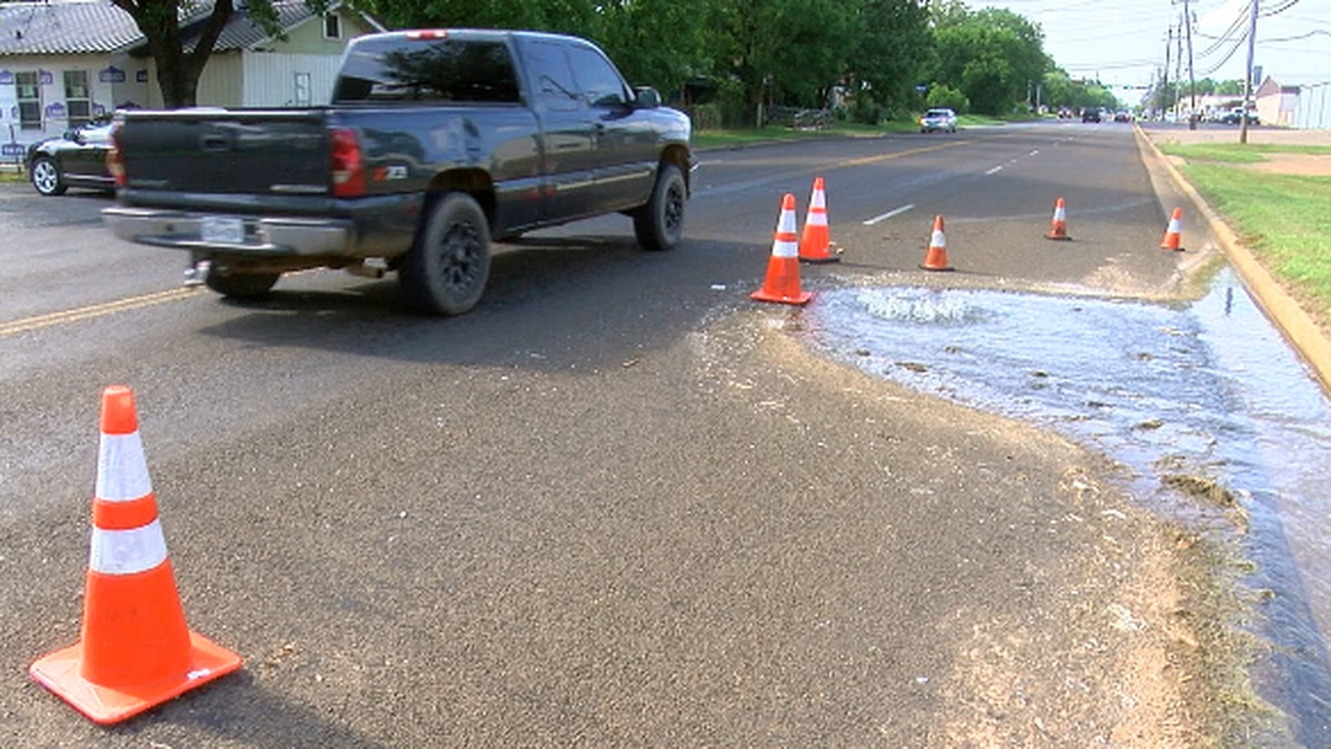 East Texas residents concerned for their health following sewage spill