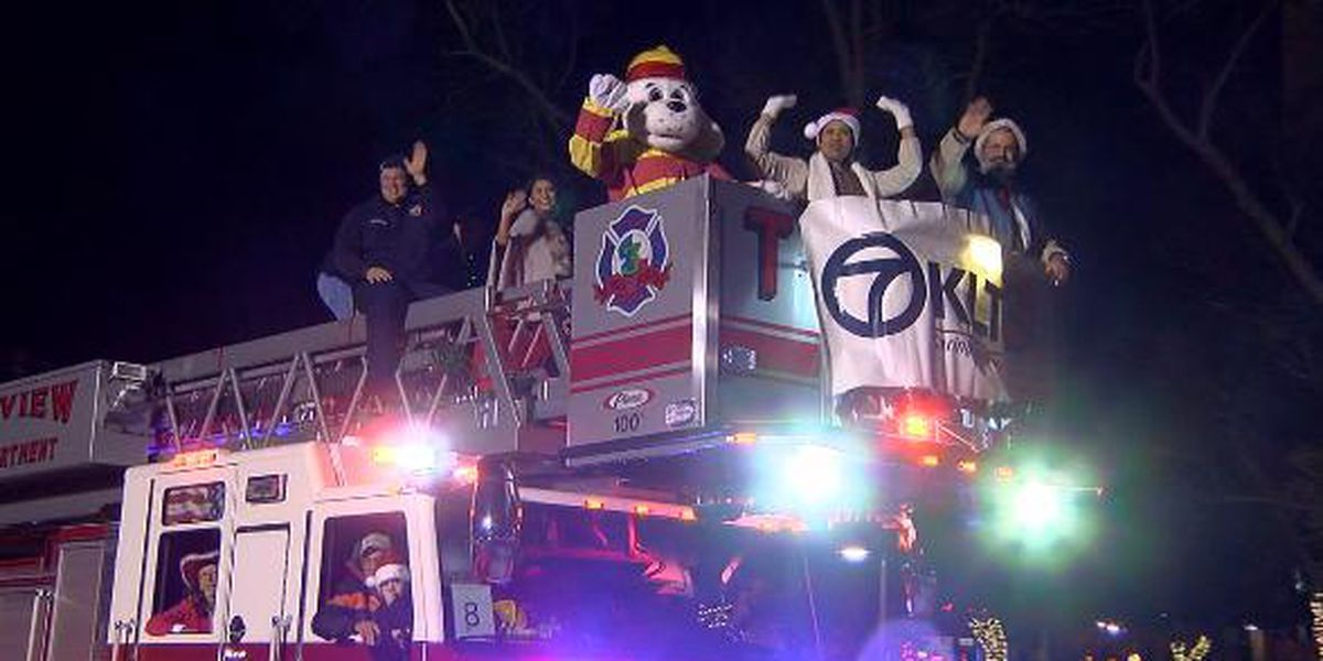 VIDEO: Longview Christmas Parade a big hit