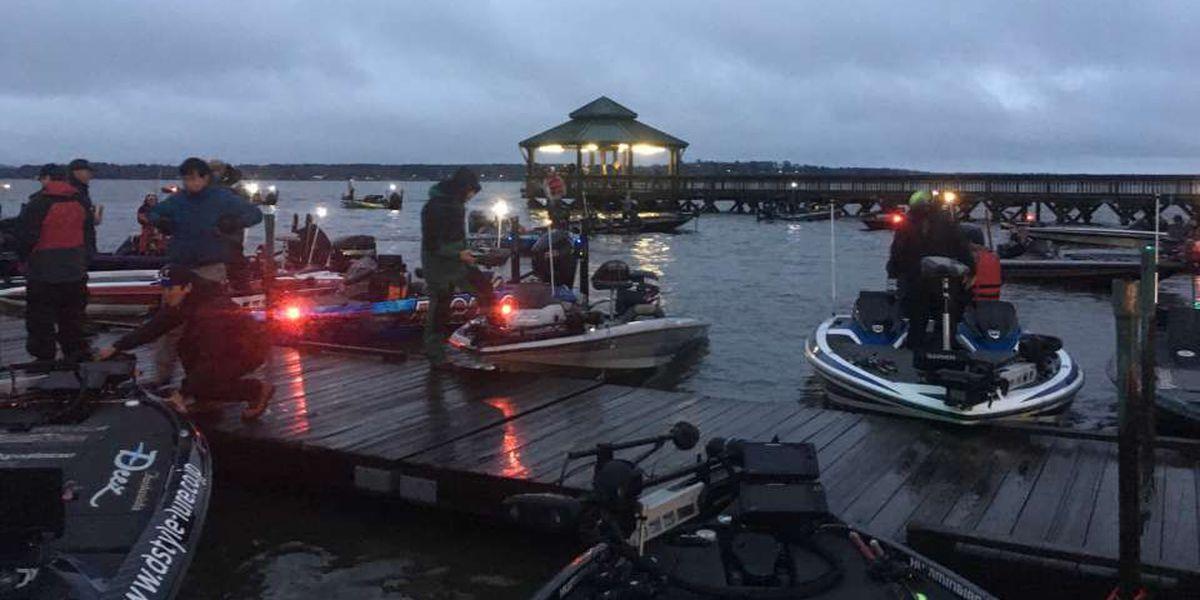 Toledo Bend Reservoir plays host to 2019 Bassmaster Central Open