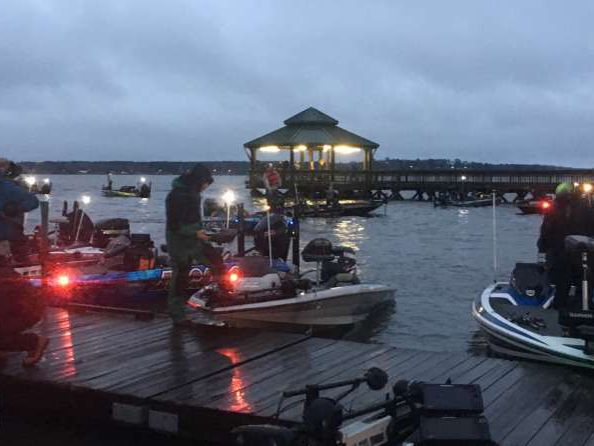 Toledo Bend Reservoir plays host to 2019 Bassmaster Central Open