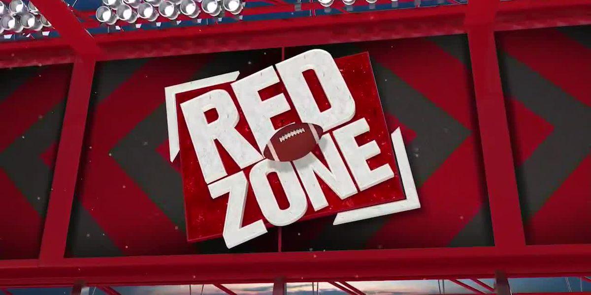 Red Zone Schedule: 4A-1A Regional semifinals, 6A-5A week 10