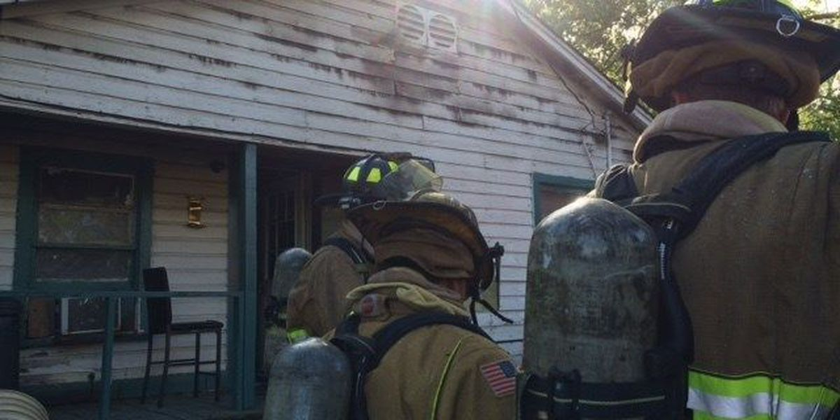 Longview Fire Department: Stove used as heating source to blame for house fire