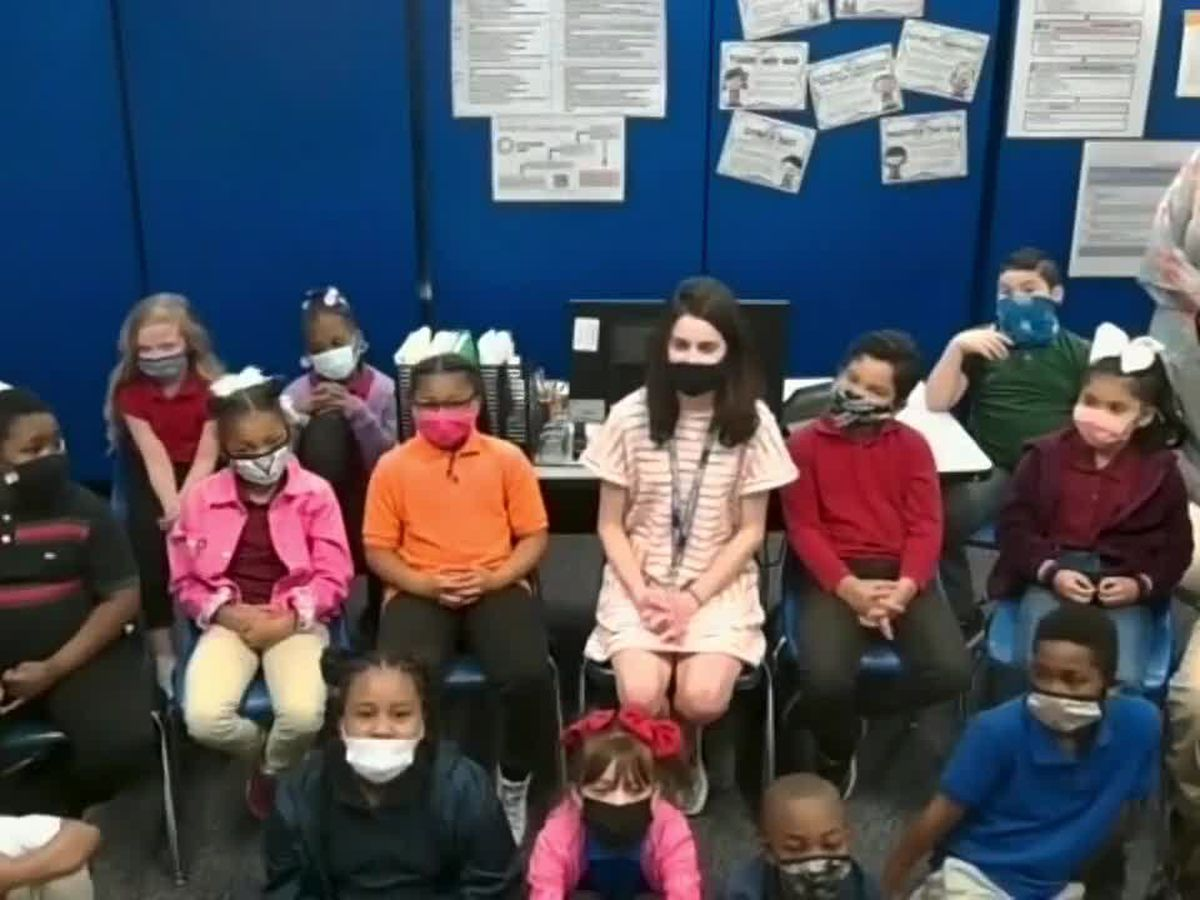 Peete Elementary students create '7 Habits of Highly Effective People' music video