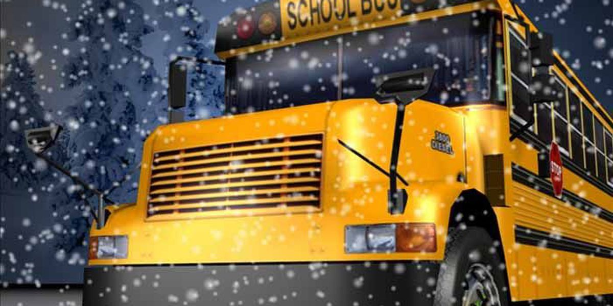 School delays for Friday coming in from Deep East Texas; Stay with KLTV and KLTV.com for constant updates