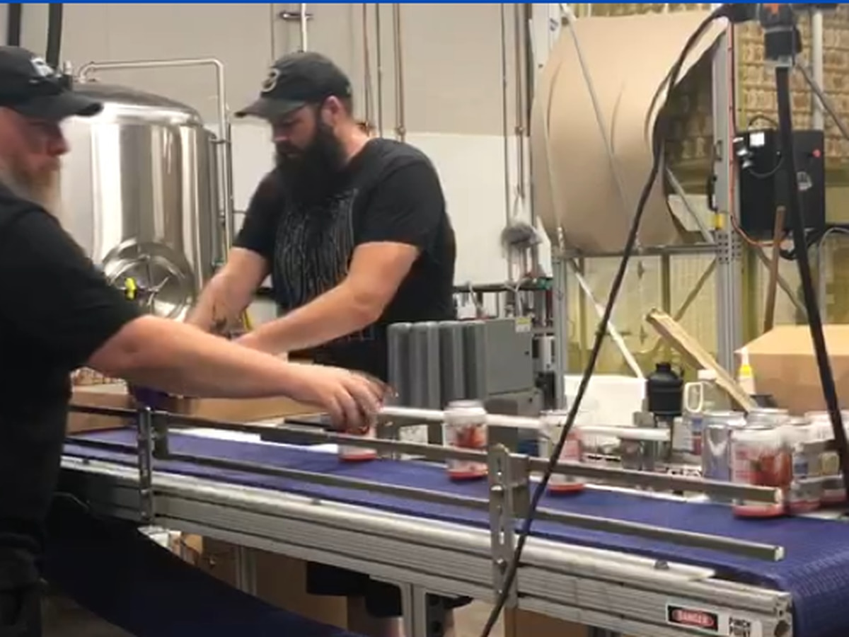 Tyler brewery weighs-in on law allowing legal sale of beer to-go: 'It's a win for the people of Texas'