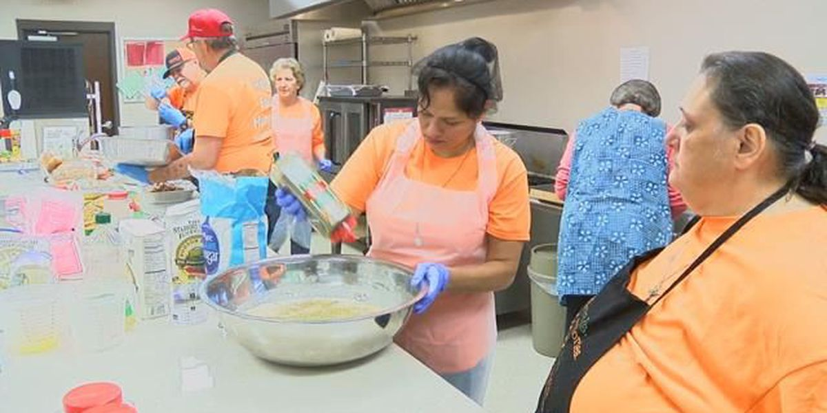 Power of Prayer: Feed My Lambs' Soup Kitchen