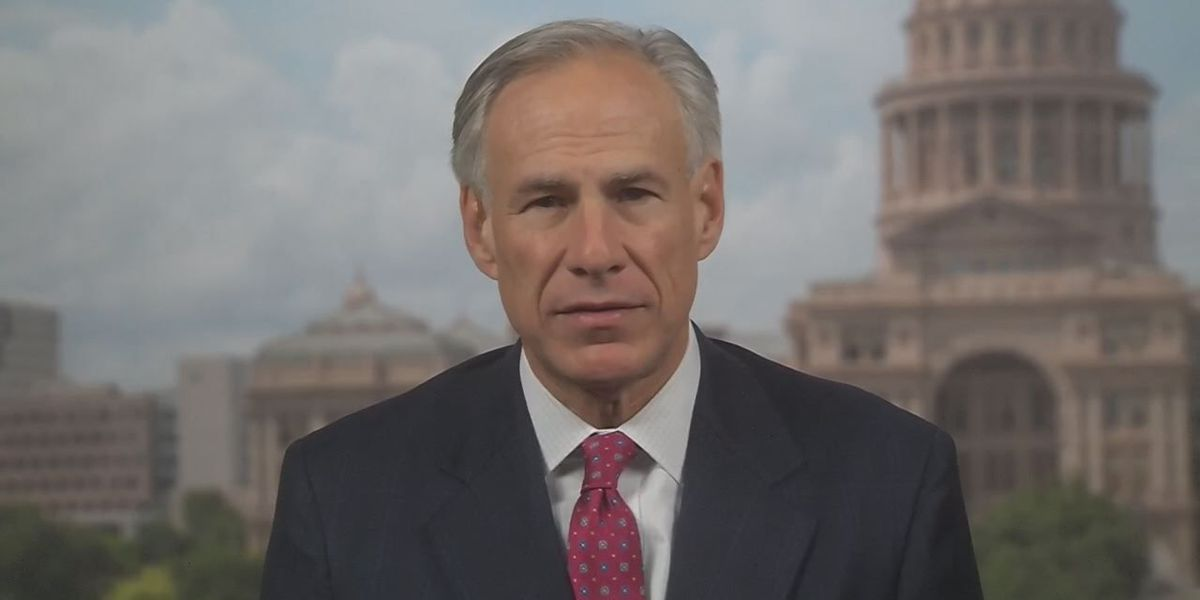 Governor Greg Abbott announces new policy to combat sex-related crimes