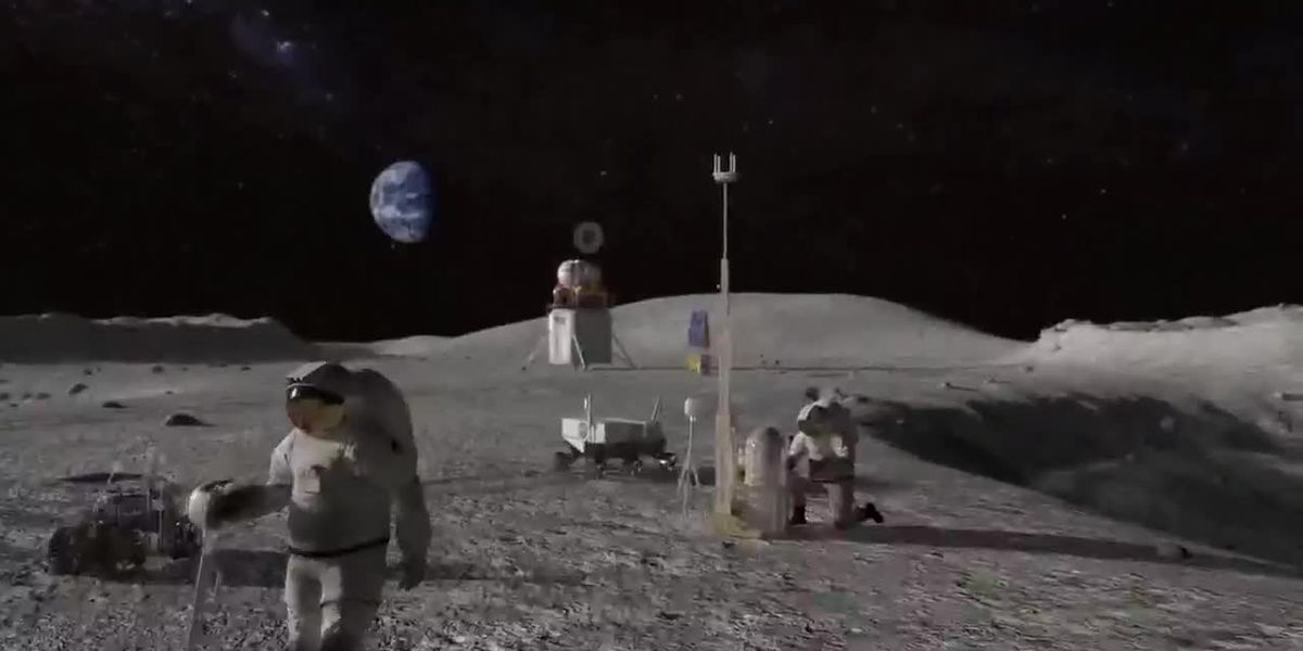 NASA Scientist discusses return to moon on 50th anniversary of Apollo 11 launch
