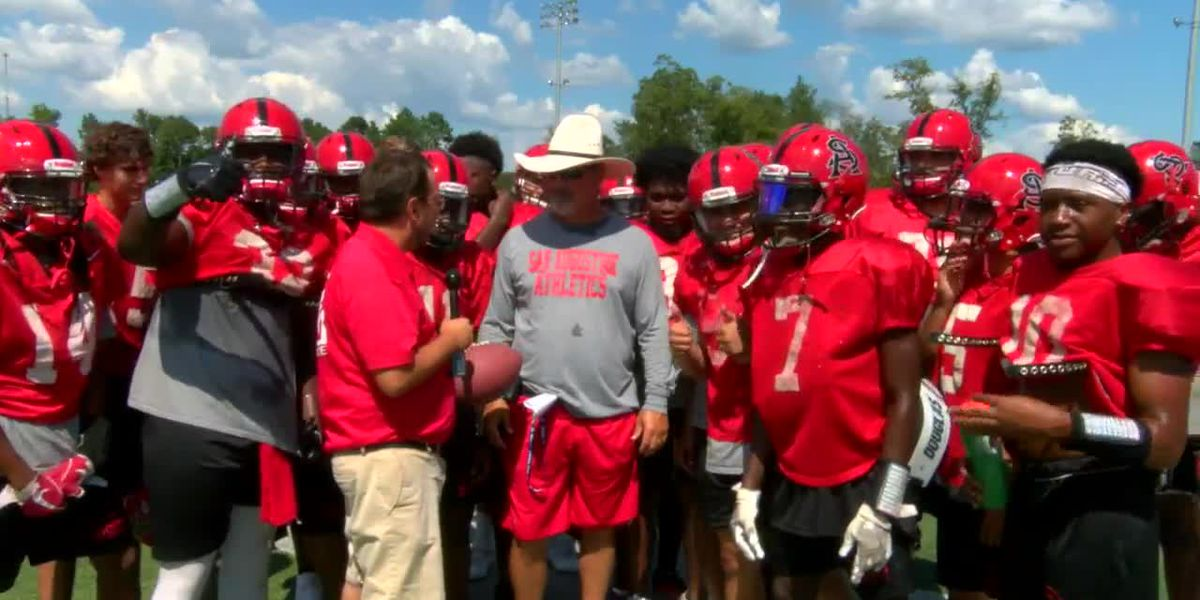 Week 1 Game Ball: San Augustine Wolves