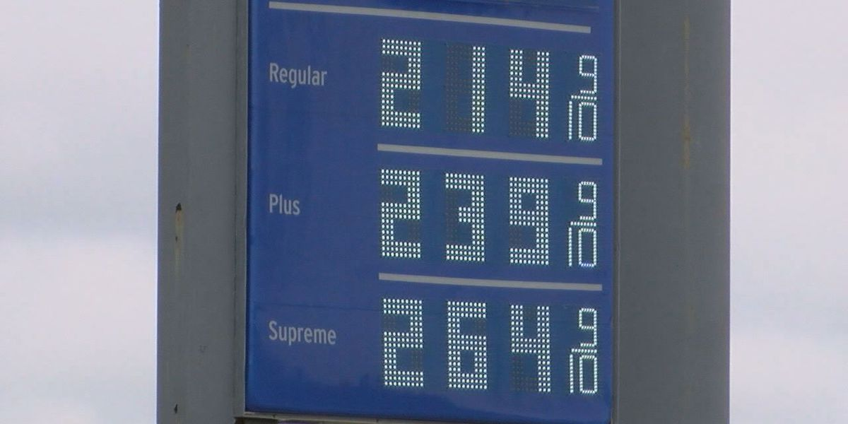 AAA Texas: East Texas gas prices jump 14 cents in one week