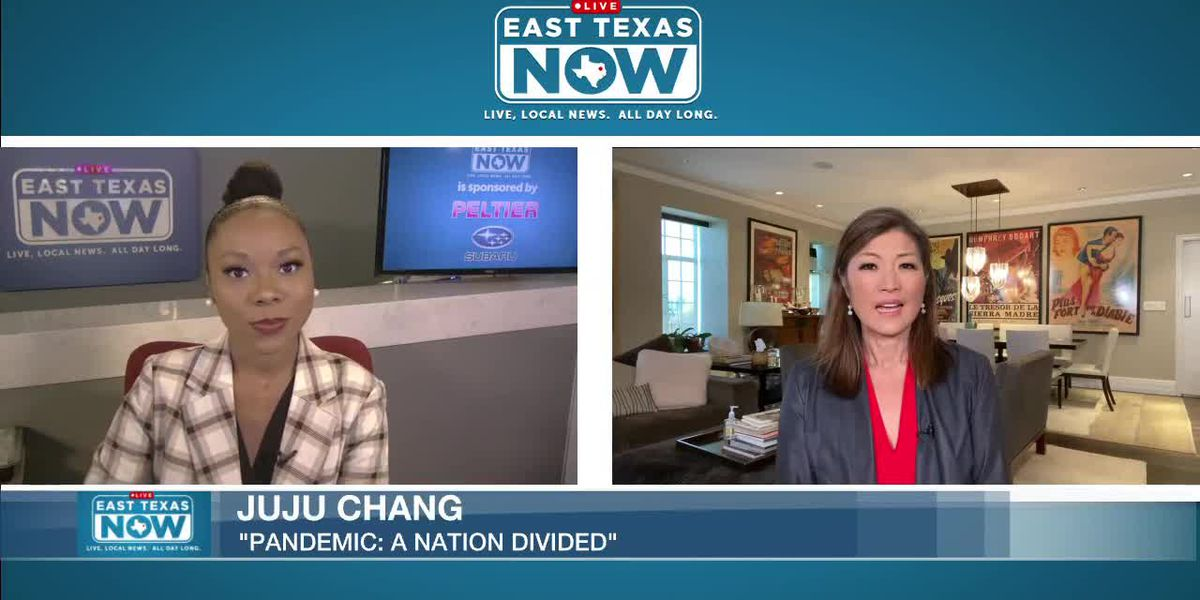 WATCH: ABC's JuJu Chang discusses Nightline special 'Pandemic - A Nation Divided'