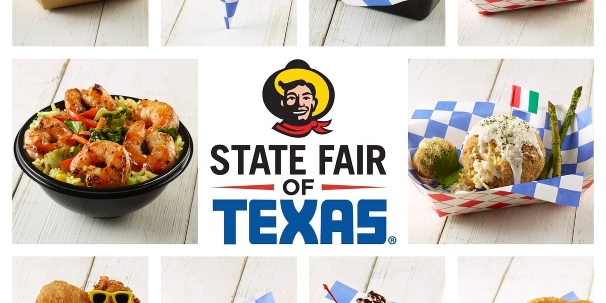 Big Tex Choice Award finalists offer creative combinations for all tastes