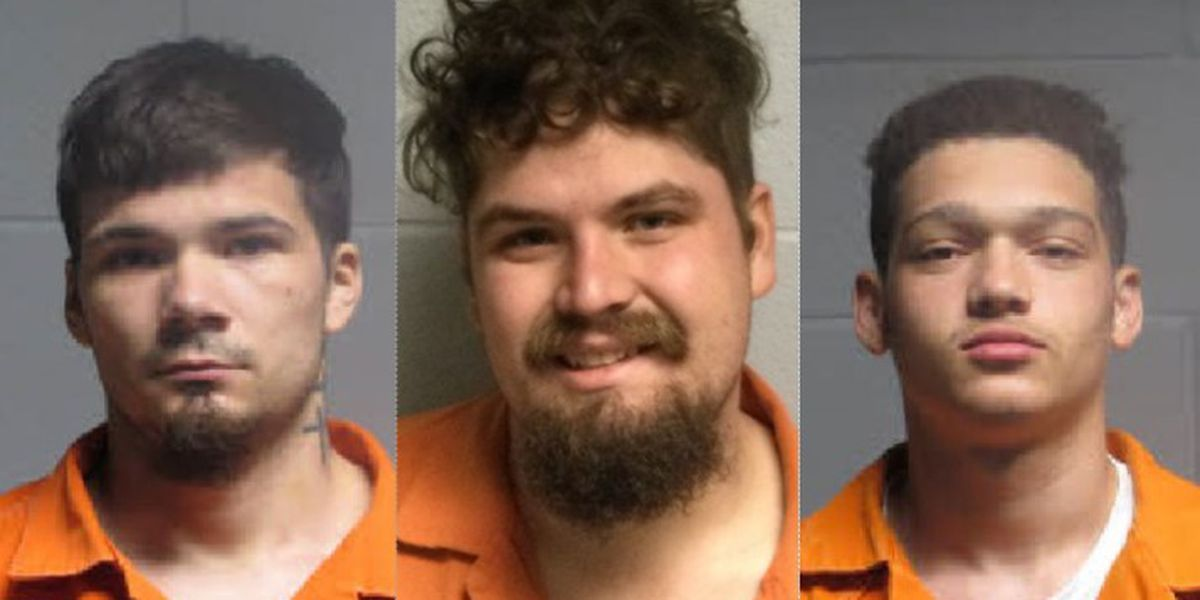 Polk County grand jury indicts 3 men accused in home shooting deaths of 2