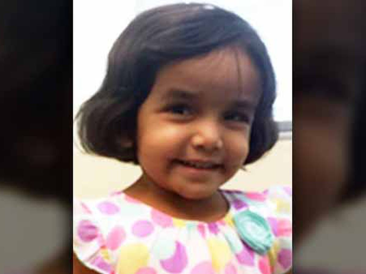 Father of 3-year-old Sherin Mathews sentenced to life in prison for her death