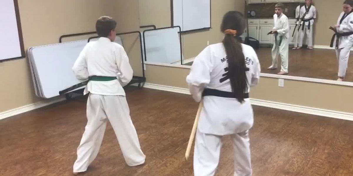 ADHD kids helped by martial arts