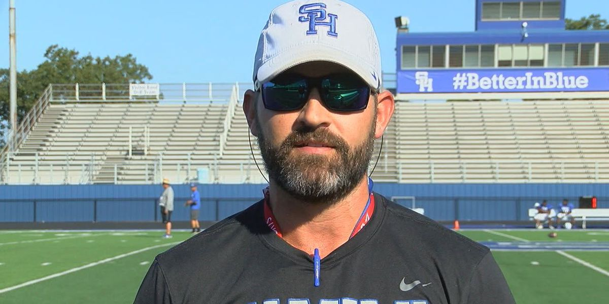 Jonny Louvier named Gladewater's new head football coach