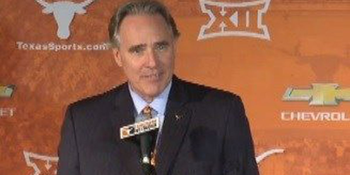 Sports WebXtra More behind Texas AD Steve Patterson being fired