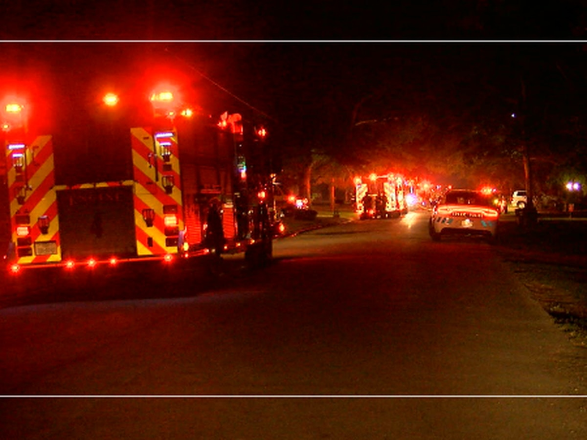 Good Samaritan rescues man from early morning house fire in Tyler