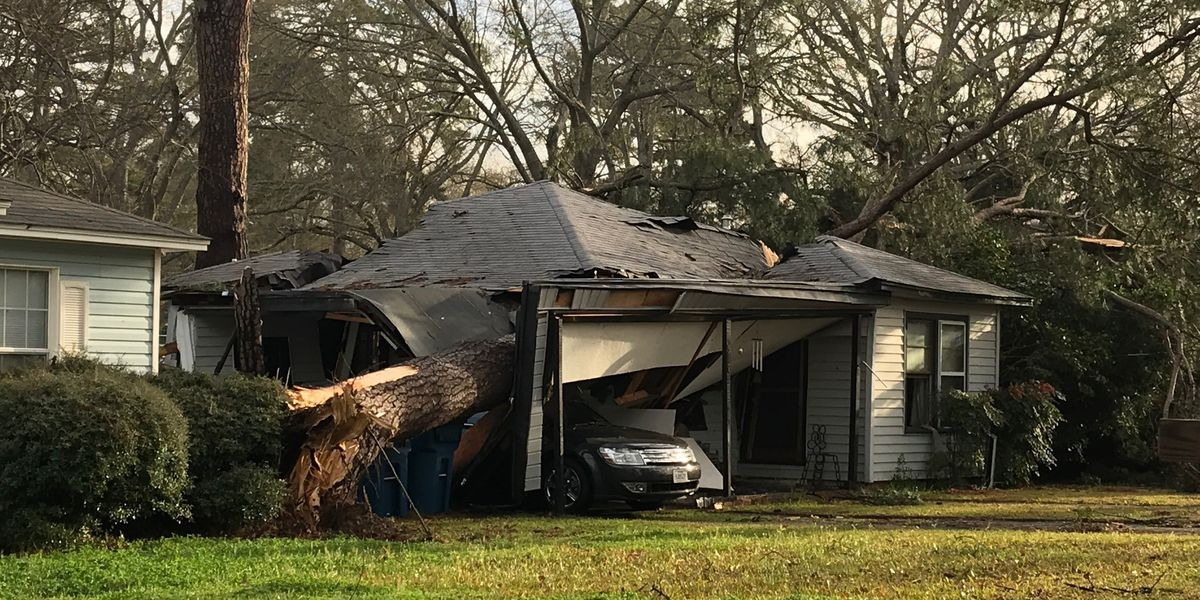 7OnScene: Storms cause outages, widespread damage across East Texas