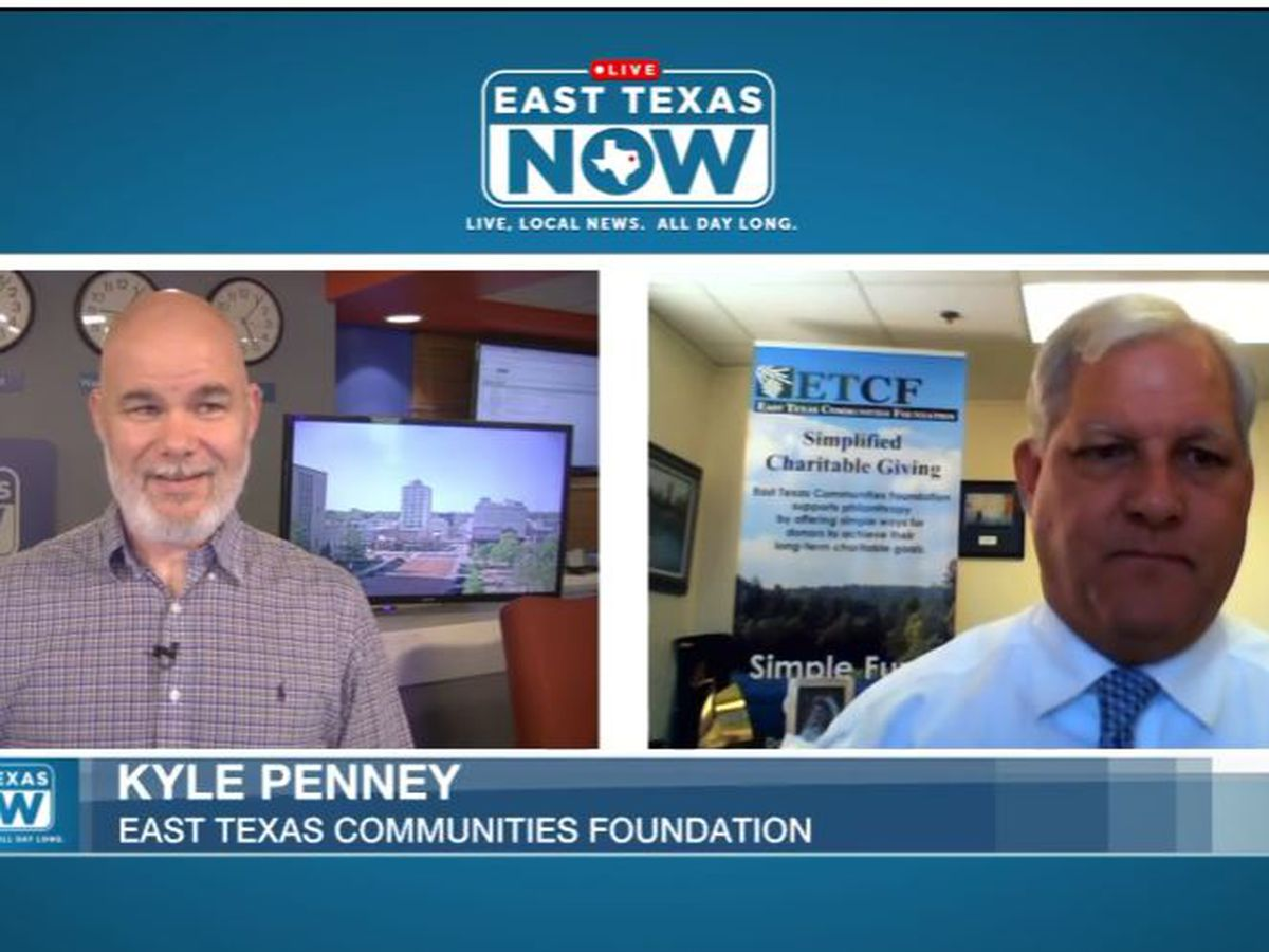 ETN: Kyle Penney discusses upcoming East Texas Giving Day