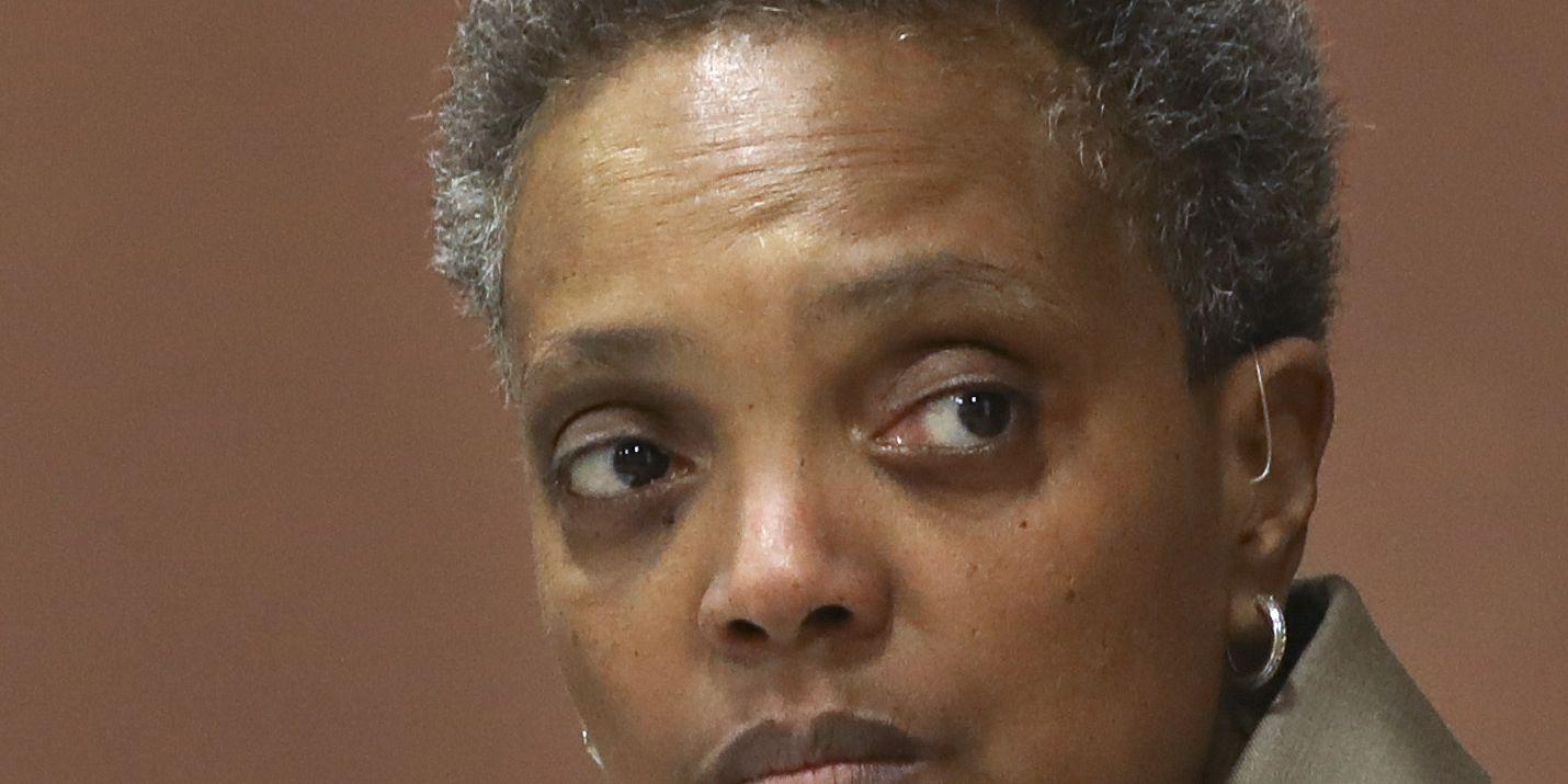 Lori Lightfoot will be Chicago's 1st black, female mayor
