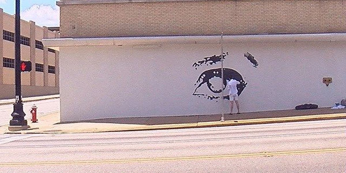'Eyes of Tyler' mural coming to historic downtown