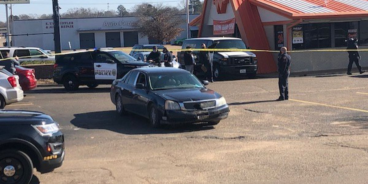 Man killed in Texarkana shooting; vehicle shot multiple times