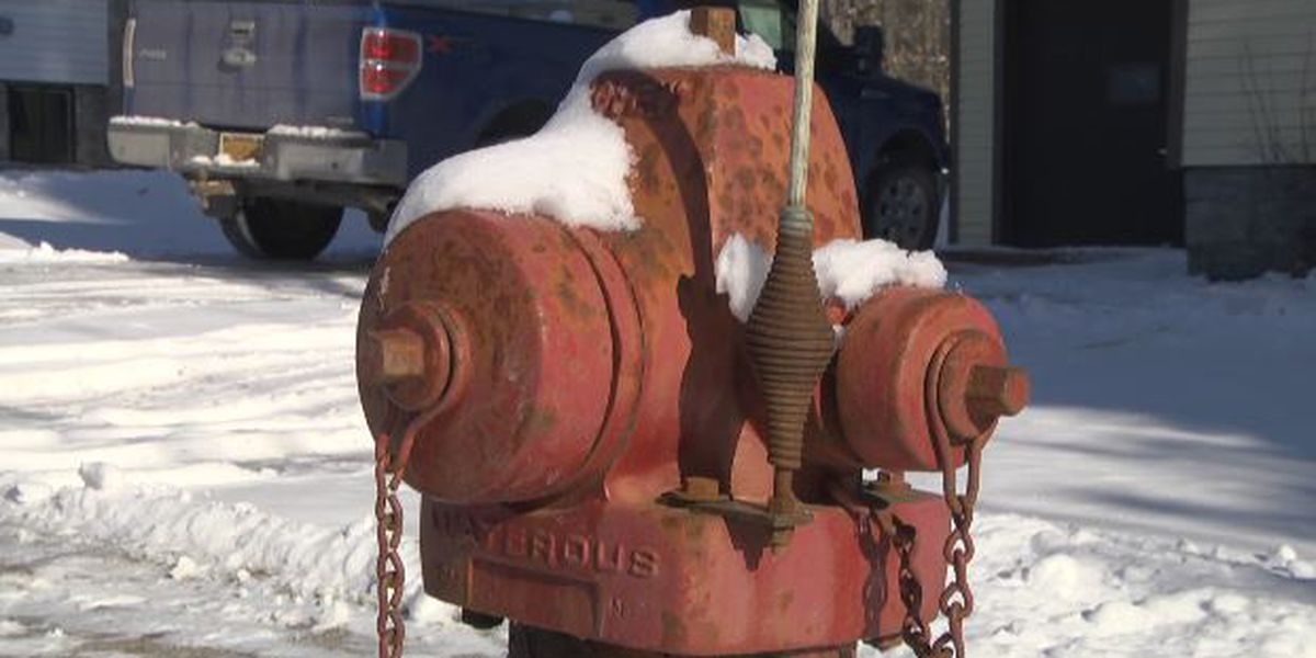 City of Tyler: Someone unauthorized opening fire hydrants around city
