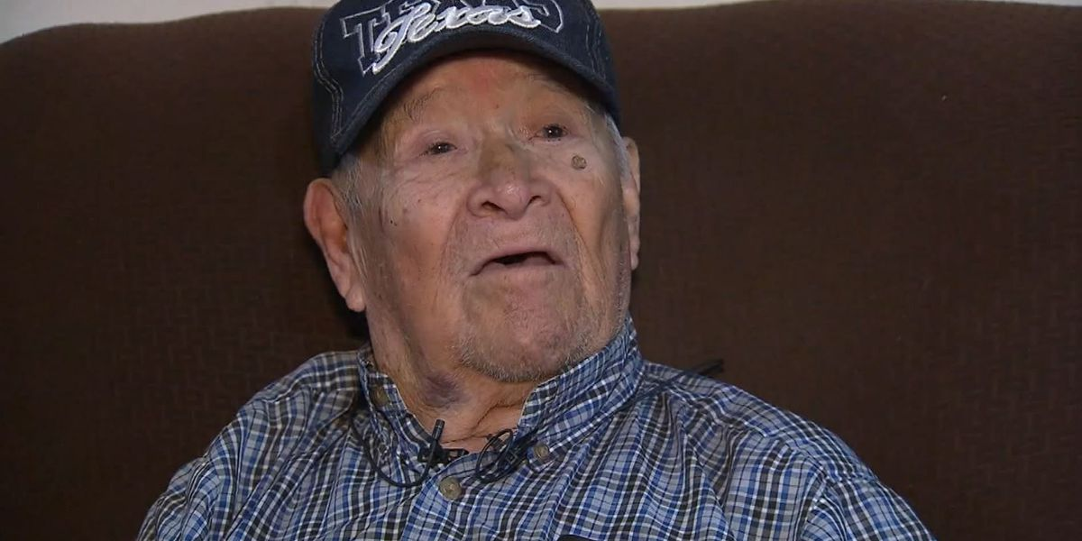 95-year-old man pistol-whipped, robbed in his home