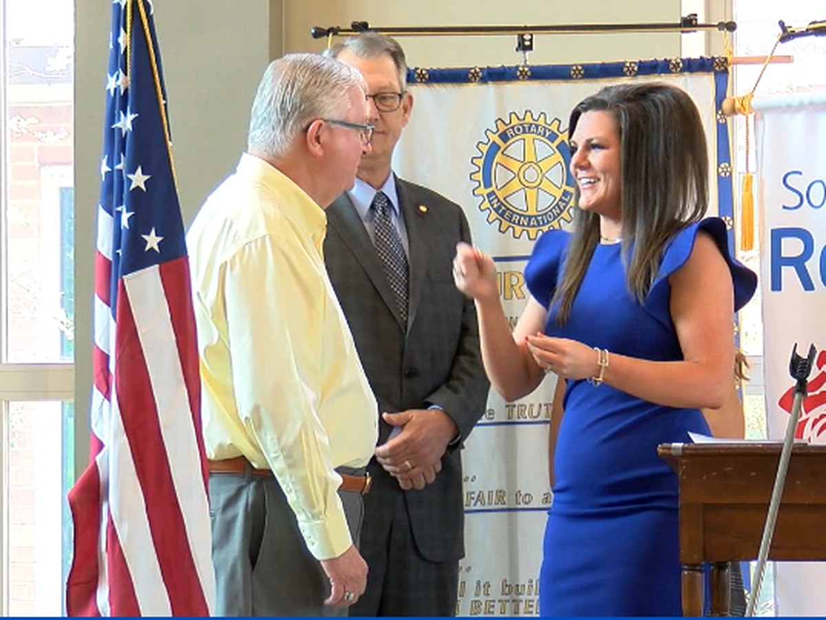 First responders, leaders in community honored at South Tyler Rotary Awards luncheon